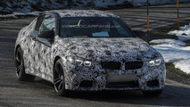 2014 BMW M4 spy photo  / Automedia