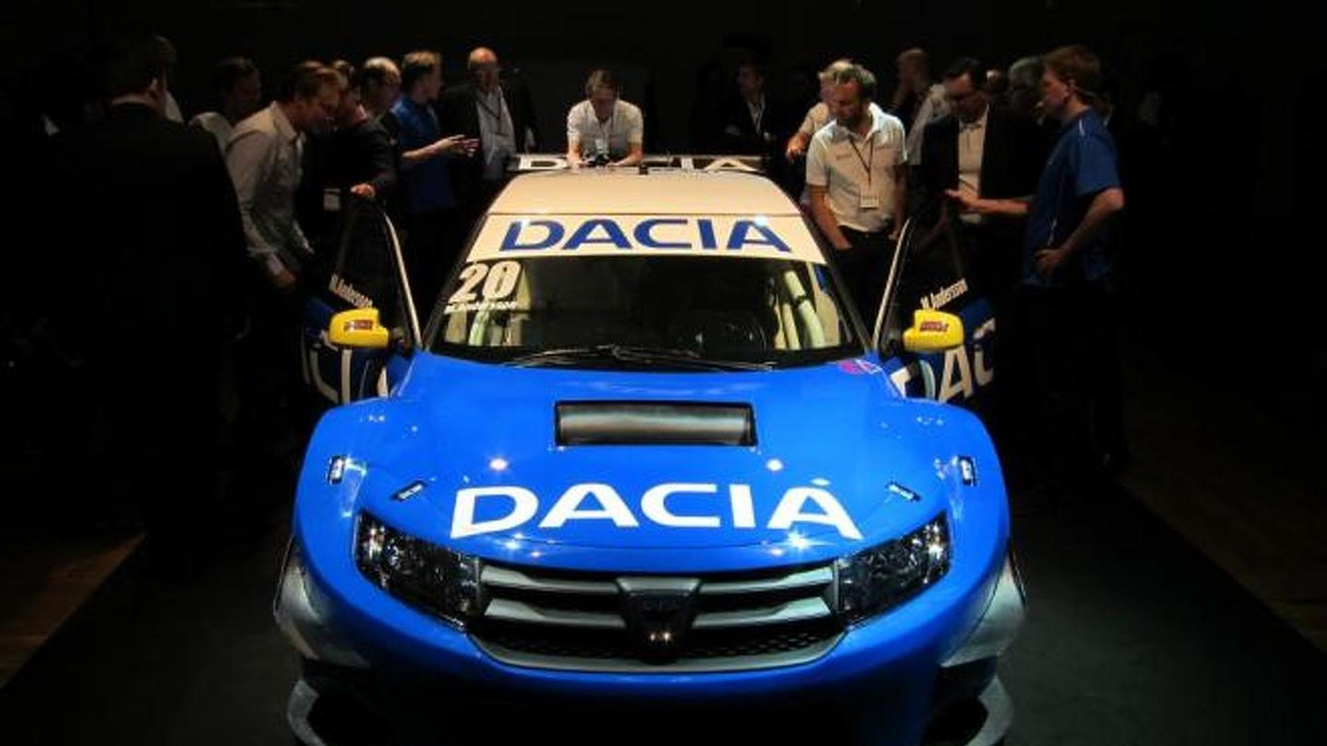 Dacia Logan STCC video presentation