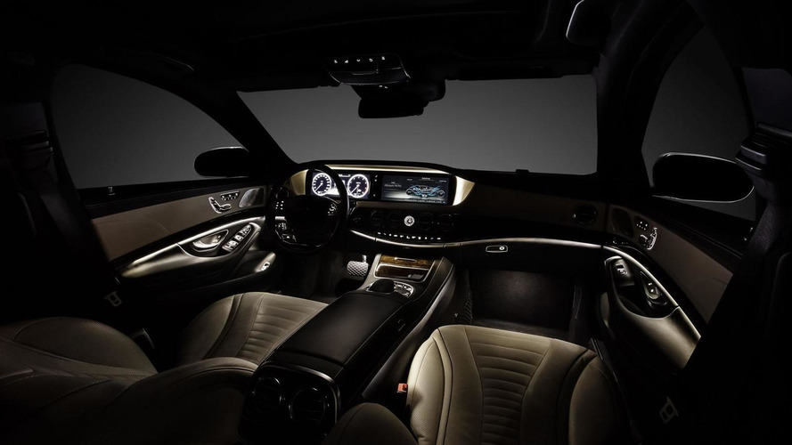 2014 Mercedes S-Class officially unveiled [videos]