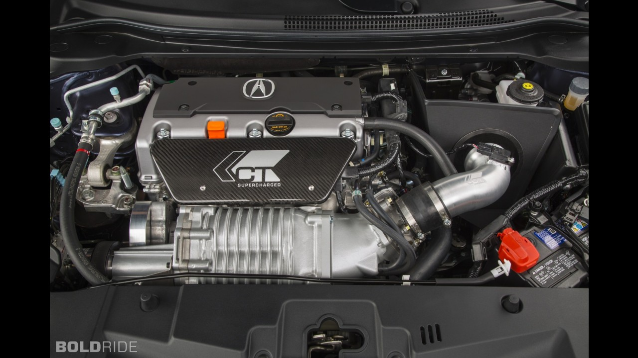 Acura ILX Supercharged Street Build