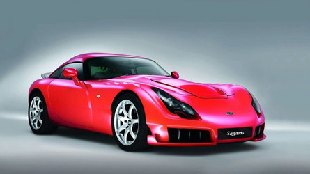 TVR abandons hopes of car production - report