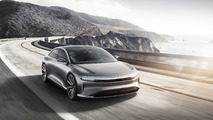 Lucid Motors introduces Air electric sedan with 640 km range