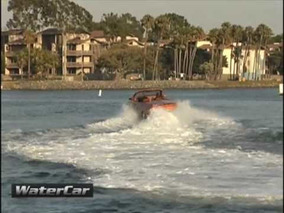 WaterCar Amphibious Python Edition - American Dreamin REMIX - No Music