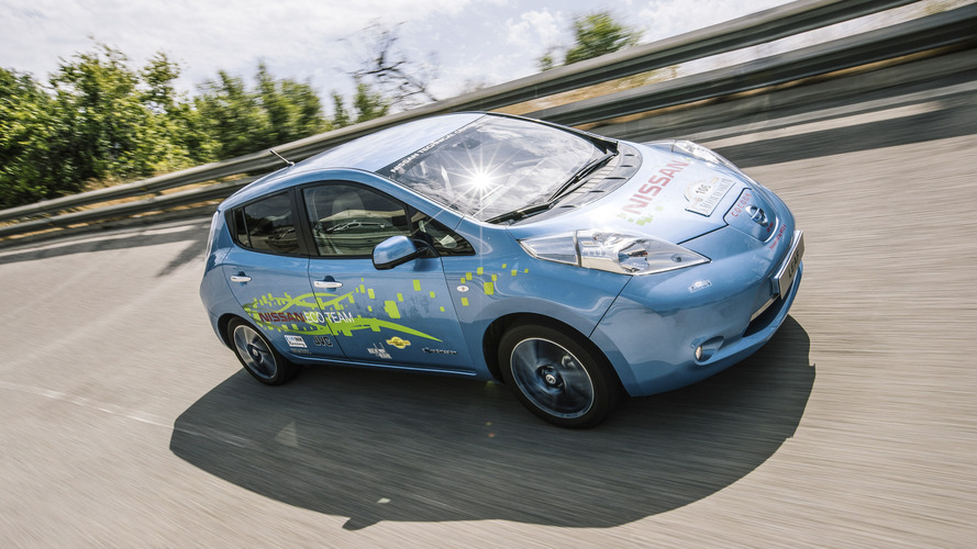 More powerful Leaf is the product of Nissan engineers' free time