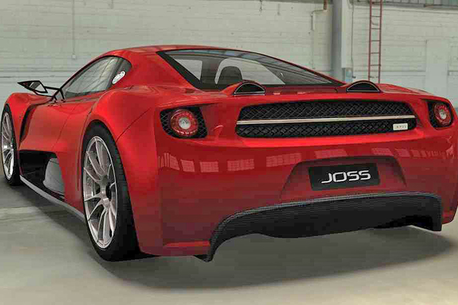 Australian Supercar Hits Jackpot After Crowd Funding Shortfall