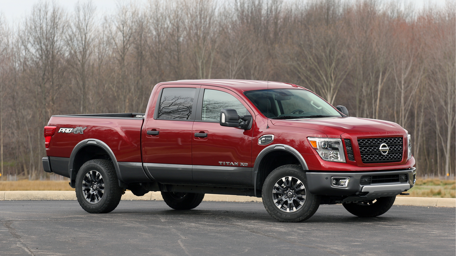 nissan recalls 12k 2016 titan diesels for running out of fuel. Black Bedroom Furniture Sets. Home Design Ideas