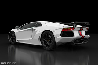 DMC takes the Lamborghini Aventador to Another Level