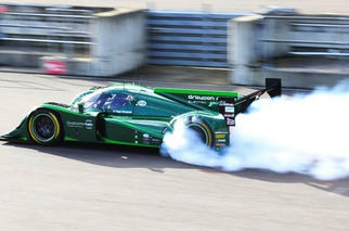 Drayson Racing Looking to Set New EV World Speed Record