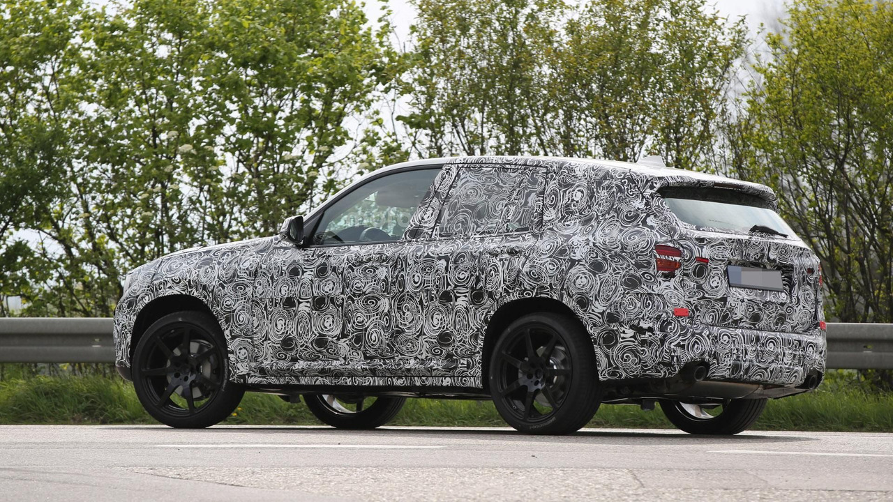 2017-bmw-x​3-spy-phot​o