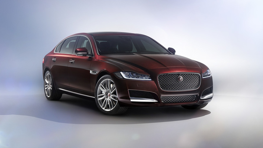 Jaguar XFL is yet another China-only LWB model