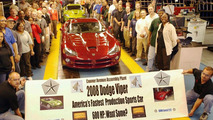Dodge Viper SRT10 Production Line