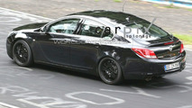 Opel Insignia OPC Caught Testing?