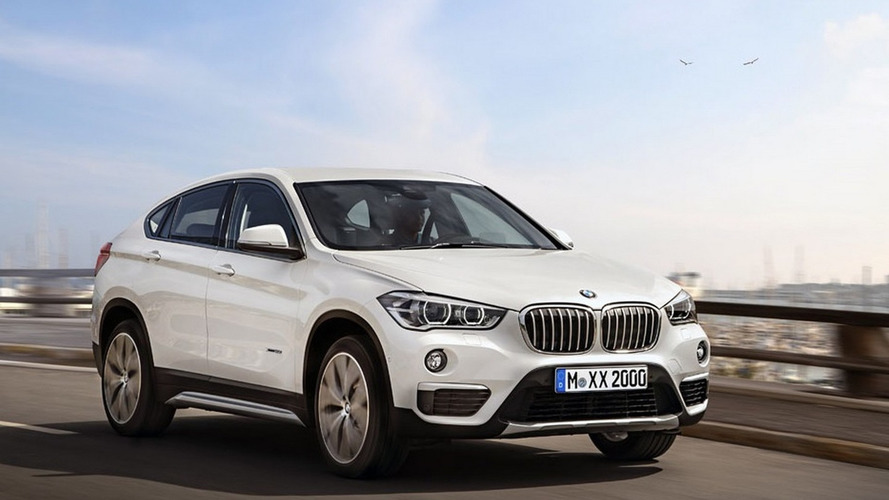 First ever BMW X2 speculatively rendered ahead of 2017 launch