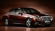 2010 Mercedes E Class to be Officially Unveiled Next Week Ahead of Geneva Public Debut