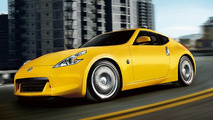 Nissan 370Z Coupe Pricing to Start at £26,895