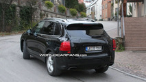 2011 Porsche Cayenne spy photos