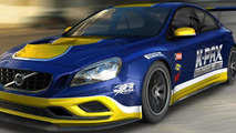 K-PAX Racing unveils Volvo S60 Race Car