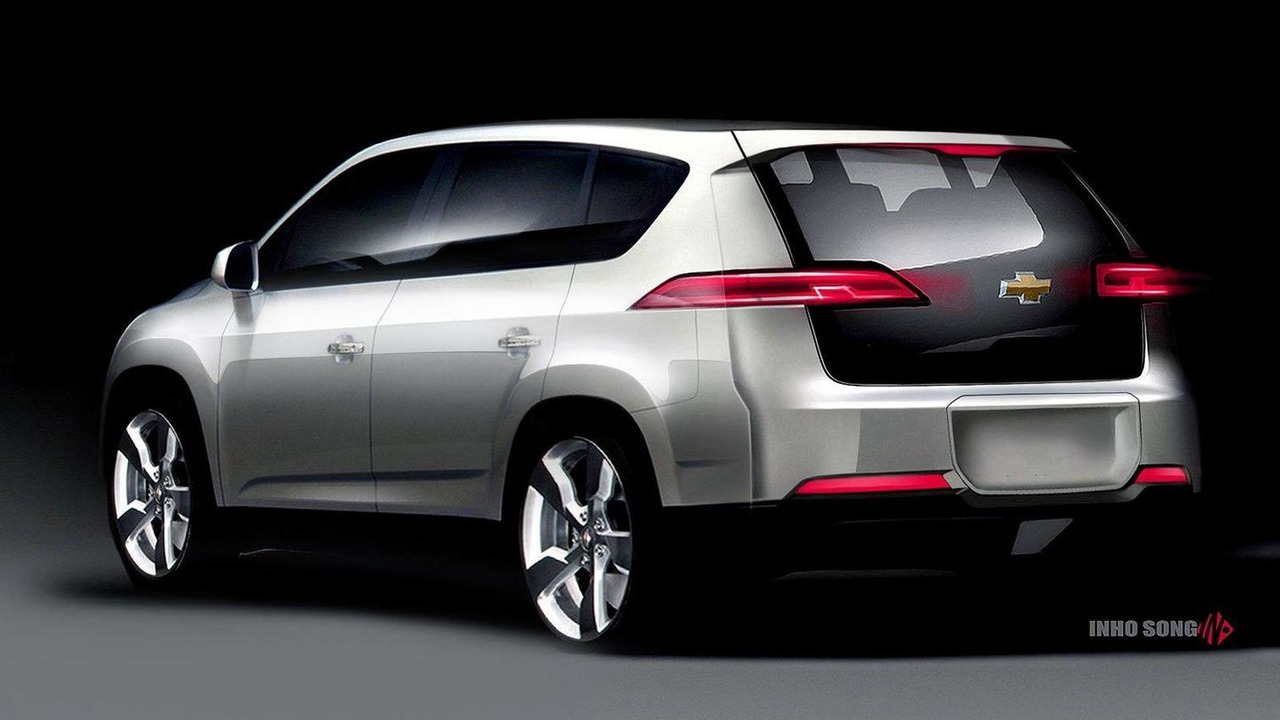 Chevrolet Volt MPV5 electric concept 23.04.2010