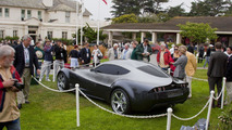 Morgan EvaGT at Pebble Beach 2010, 24.08.2010
