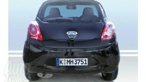 New Ford Ka Leaks Out