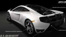 McLaren MP4-12C Project Alpha