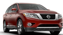 Production-version Nissan Pathfinder revealed on Facebook