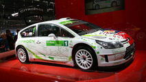 C4 WRC HYmotion4 Concept