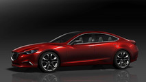 Mazda6 next-generation previewed as Takeri concept