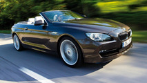 BMW Alpina B6 Bi-turbo Convertible revealed