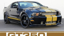 Shelby GT350 50th Anniversary special edition, 860, 10.01.2012