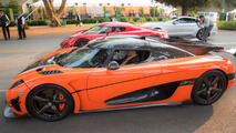 New Koenigsegg Agera XS owner completes his own supercar 'Holy Trinity'
