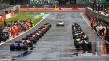 F1 growth plan revealed in four key areas