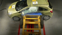 New Opel Corsa Euro NCAP Crash Tests