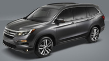 2016 Honda Pilot live in Chicago