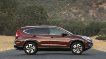 2015 Honda CR-V facelift (US-spec)