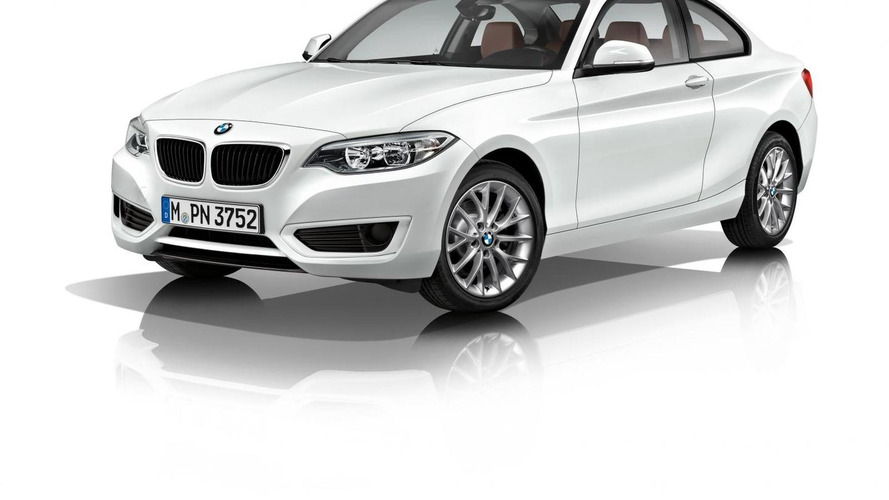 BMW 2-Series Coupe reportedly getting new diesel engine in July