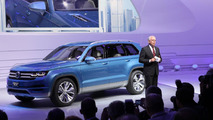 Volkswagen CrossBlue Concept photos leaked [UPDATED]