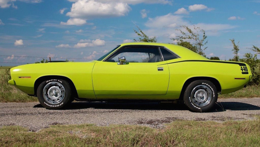 1970 Plymouth Barracuda eBay find is beyond Sublime