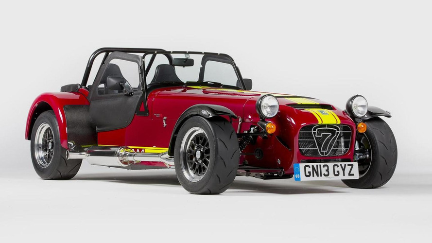 Caterham 620R officially revealed