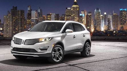 2015 Lincoln MKC gets priced and detailed