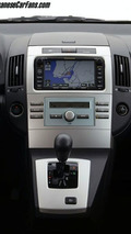 DVD full-map navigation system