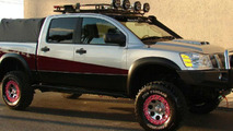 Customised Nissan Titan