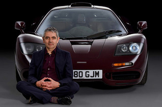 Rowan Atkinson Sold His McLaren F1 For Nearly $12 Million