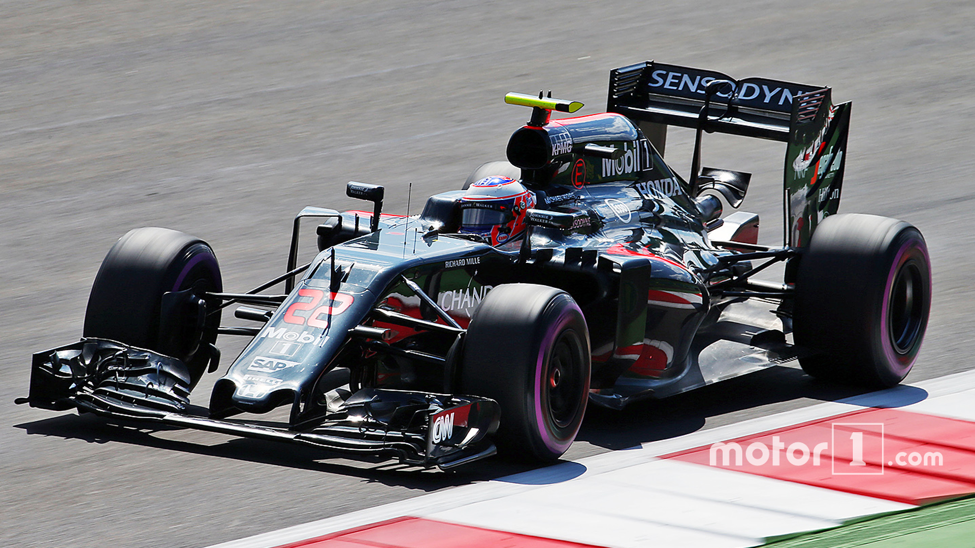 Button start from P3 tomorrow !