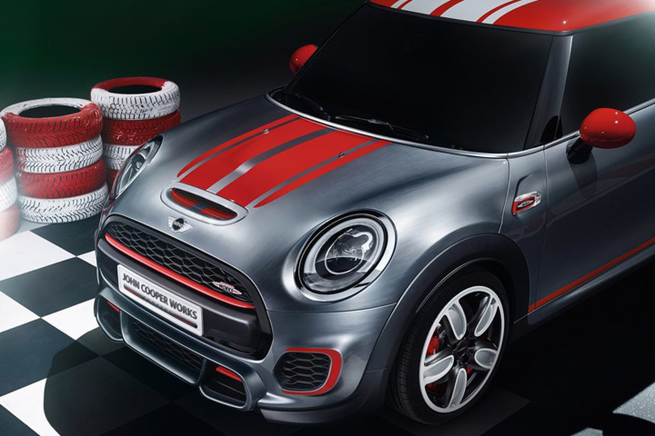 Future Mini JCW Models will Sport New 230-HP Engines