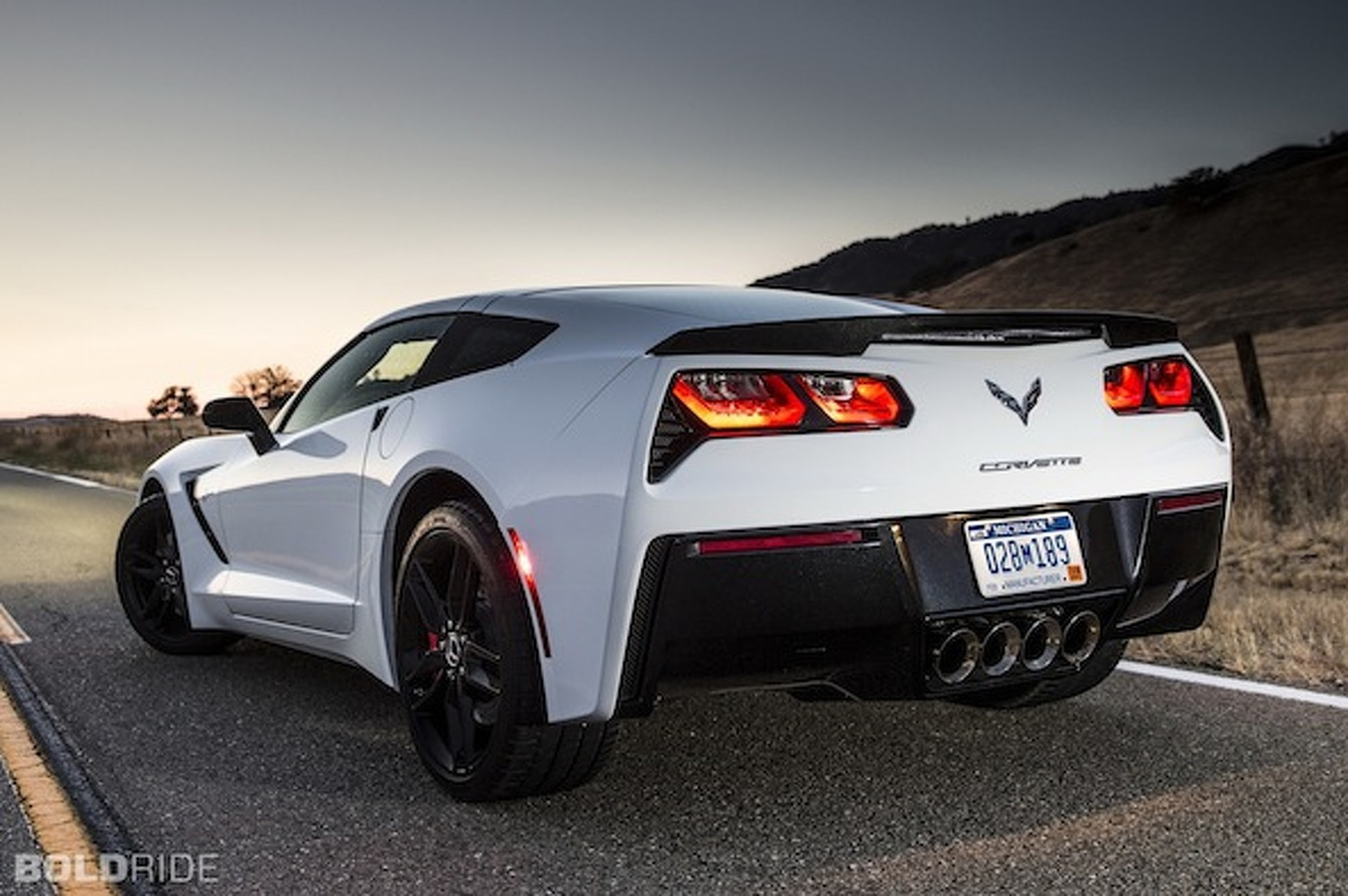 Wheels Wallpaper: 2014 Chevrolet Corvette Stingray