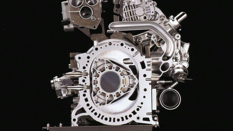 Mazda halts rotary engine development