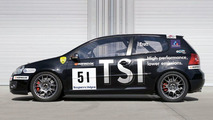 Golf GT TSI to Make Maiden Race
