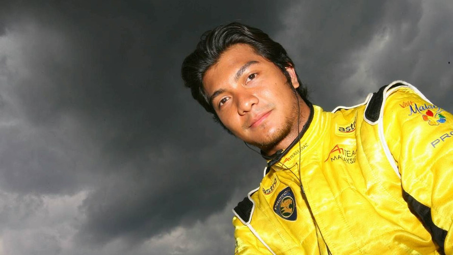Fauzy ready to accept 2010 Lotus race seat