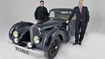 £6m 1937 Bugatti Type 57S Restored Ahead of Auction